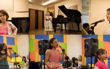 Getting More Out Of Vocal Class Singapore Training